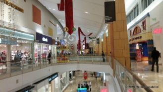Shopping at the Mall - Christmas 2016 Where are the Shoppers?