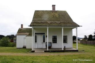 Fort Humbolt Surgeon's Quarters