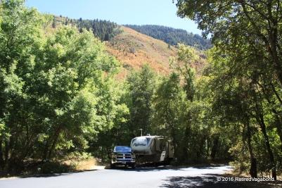 Whiting Camp near Provo Utah