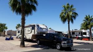 Apache RV Resort - Homebase in Mesa, Az