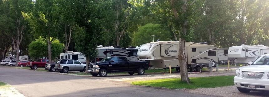Camp Lake Utah
