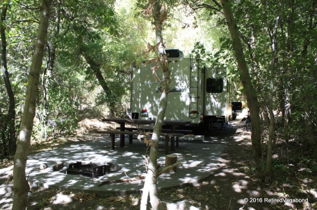 Whiting Campsite #25