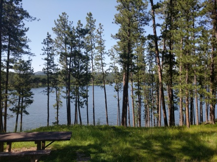 Sheridan Lake SD