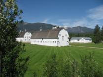 The Barns - Chief Joseph Ranch