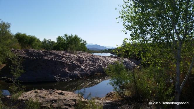 Upper Salt Creek River