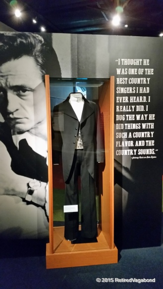 Johnny Cash Exibit