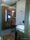 Through the Bathroom