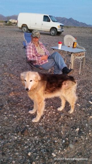 John and Kathy's Dog
