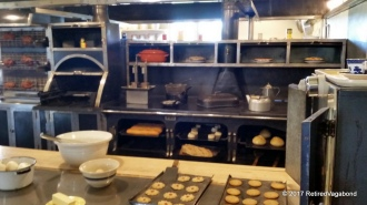 Commercial ovens of the day