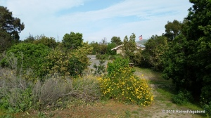 Entry San Mateo State Park