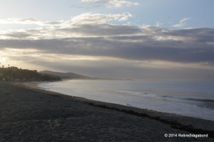 Looking South Towards San Clemente
