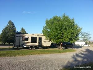 Shelly Idaho - North Bingham County Park