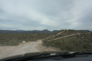 Road to Old Airstrip BLM