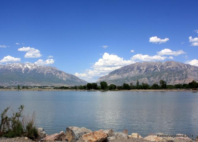 Lake Utah