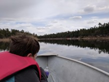Crusing the Lake
