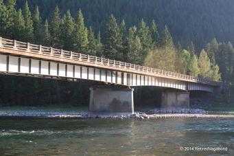 Flathead River Hwy 2