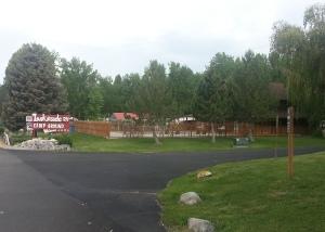 Camp Lake Utah - Lakeside