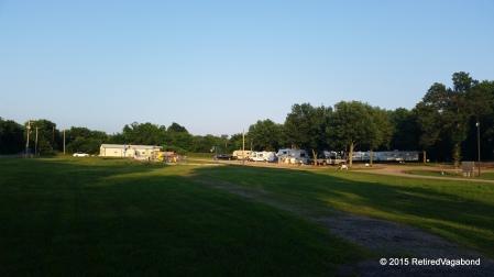 Onapa RV Park and Campground, Checotah OK