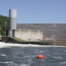 Visit to the Lake Ouachita Dam - Blakely Mountain Dam