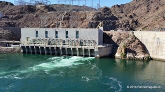 Parker Dam Generator