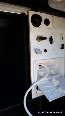 Kantleak Control Panel