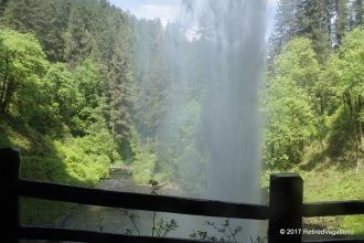 Backside South Falls
