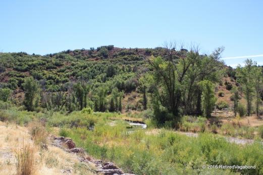 Diamond Fork Creek