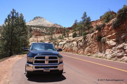 Zion Natural Park Utah