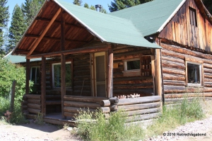 Voluteer Restored Cabin