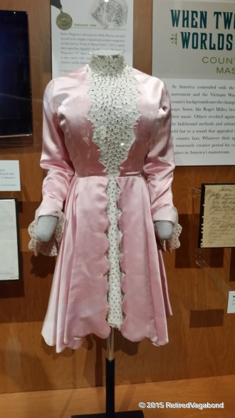 Dolly Parton Exhibit