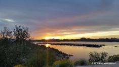 Sunset Lake Pleasant Az