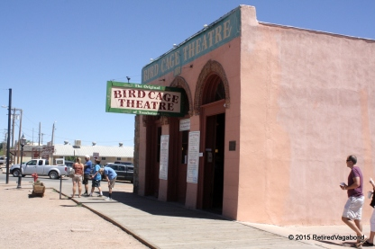 Yes this is the Original - Tombstone, Az