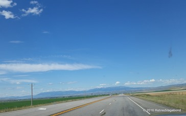 Endless Montana Landscapes