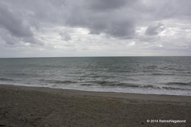 Stormy Day - Doheny State Beach