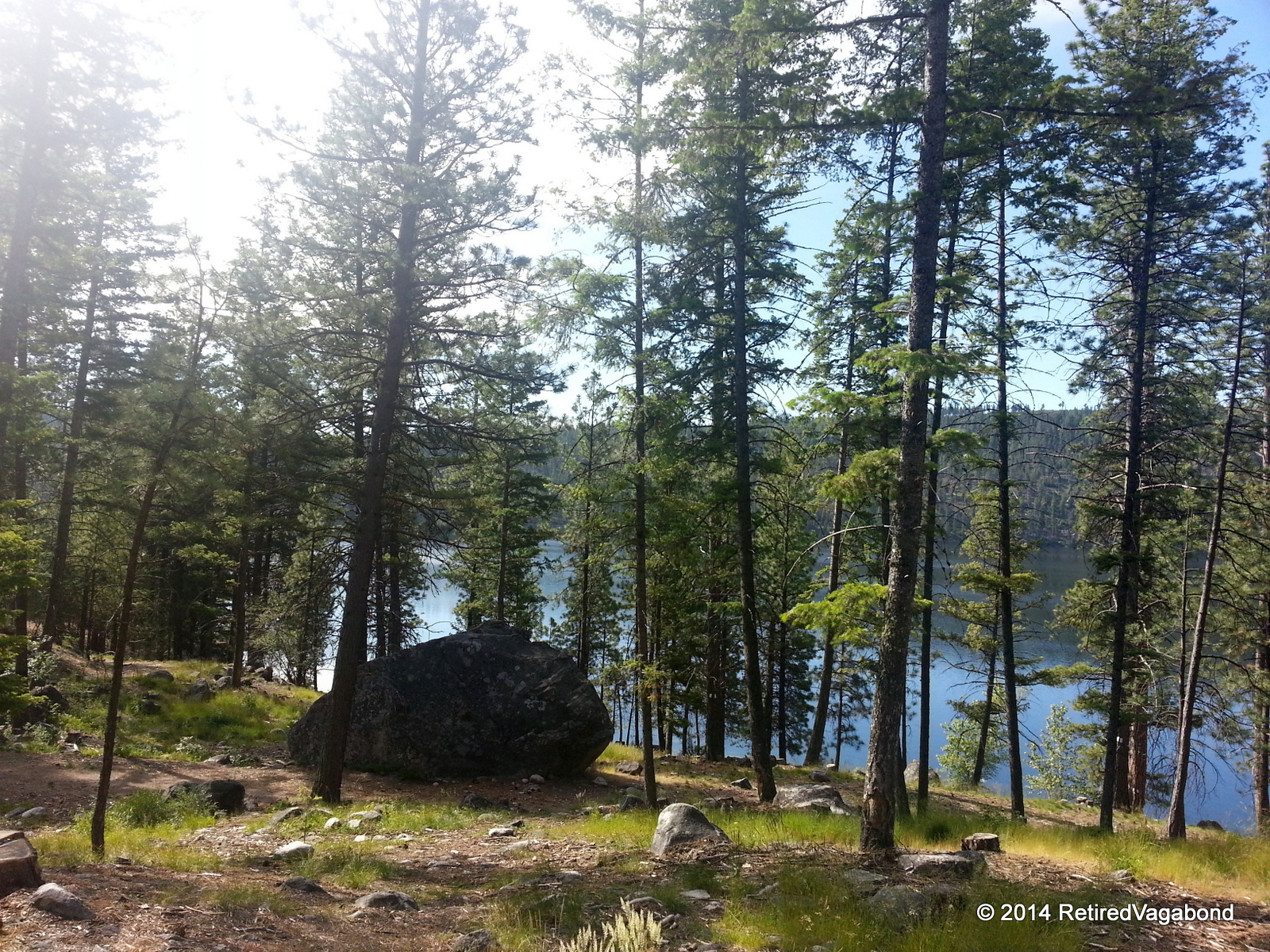 Como Lake - Future Camp?