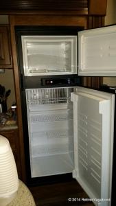 Defrosting the Refrigerator