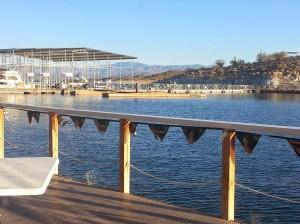 Marina Grill View