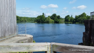 Savannah River Augusta Locks