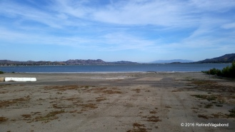 A Very Low Lake Elsinore