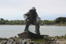 Garding the Harbor