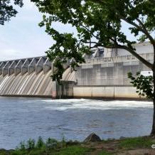 Clark's Hill Dam