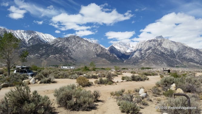 Tuttle Creek BLM - Lone Pine
