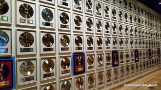 Gold Albums Room