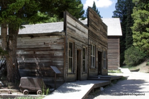 The General Store and Saloon, Garnet Mt