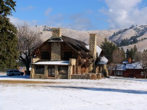 One of my favorite places for winter - Chief Joseph Ranch 2004 - My sisters house