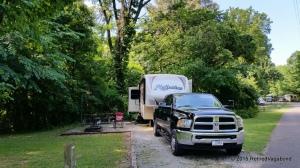 T.O.Fullmer State Park Camp