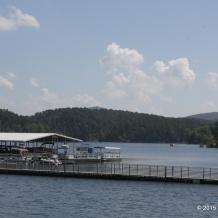 Lake Ouachita Marina
