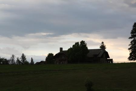 Chief Joseph Lodge - Stormy Skies