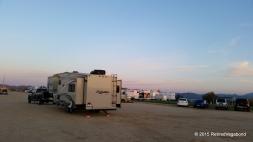 Lake Pleasant Dry Camping