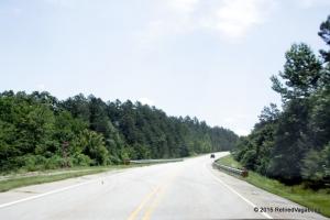 Traveling Arkansas Highways